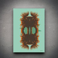 Zoodesignstudio Kanvas Tablo Tg00026