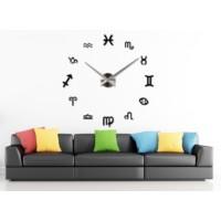 Dıy Clock Yeni Nesil 3D Duvar Saati model 3