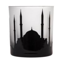 Arte Home İstanbul Siyah Mumluk