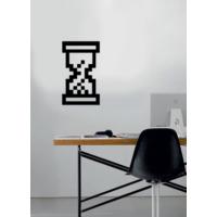 Kum Saati İmleç Duvar Sticker