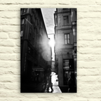 Fotocron İnsanlar -3 Tablo 24X34 Cm