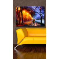 Art Modern Kanvas Tablo Autunno - 50 x 70 cm