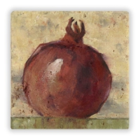 Oscar Stone Pomegranate Taş Tablo
