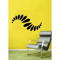 Papatya Yapraklar Duvar Sticker