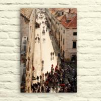 Fotocron İnsanlar -5 Tablo 24X34 Cm