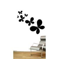 Uçan Kelebekler Duvar Sticker