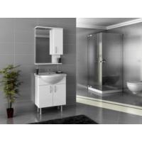 Bestline Auraline Vira 65 Banyo Dolabı - Beyaz