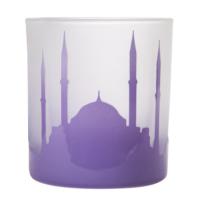 Arte Home İstanbul Lila Mumluk