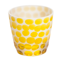 Arte Home Bonbon Sarı Mumluk