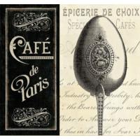 Fotocron Cafe De Paris Tablo