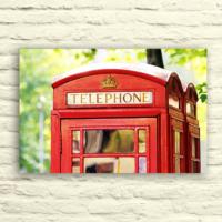 Fotocron Telephone Tablo 24X34 Cm