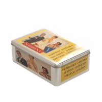 Alara Home Dekoratif Kapaklı Kutu - Büyük Sarı