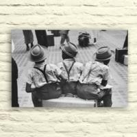 Fotocron Çocuklar Tablo 24X34 Cm