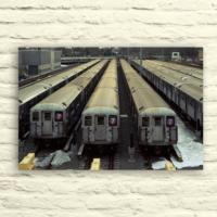 Fotocron Trenler Tablo 24X34 Cm