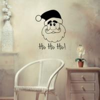 Noel Baba Duvar Sticker