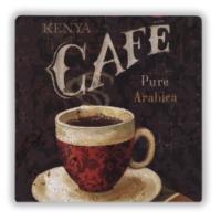 Oscar Stone Cafe Kenya Taş Tablo