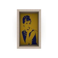 Audrey (Hardal Sarısı) Raf