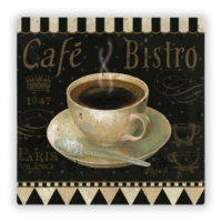 Oscar Stone Cafe Bistro Taş Tablo