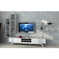 Sanal Mobilya Rüya Tv Ünitesi 12557 - Parlak Beyaz