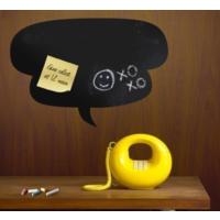 Dekorjinal Yazılabilir Sticker Konuşma Balonu - Ys13