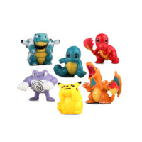 6 lı Pokemon Set