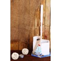 Gold Case MarineAhşap Tuvalet Fırçası (ZY-31603)