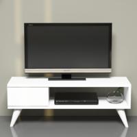 Evmanya Haus Maya Tv Sehpası Beyaz