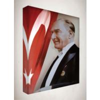 Kanvas Tablo - Atatürk - Atr39