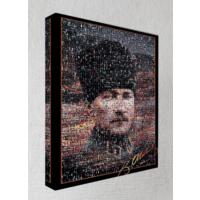 Kanvas Tablo - Atatürk - Atr88