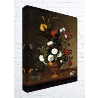 Kanvas Tablo - Çiçek Resimleri - C02