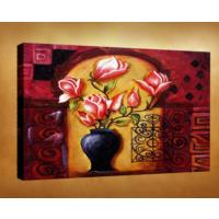 Kanvas Tablo - Çiçek Resimleri - C160