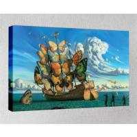 Kanvas Tablo - Gemi Resimleri - Gm45