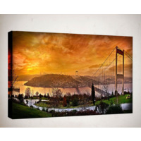 Kanvas Tablo - İstanbul Resimleri - Ist37