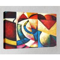 Kanvas Tablo - Soyut Modern Tablolar - Mts07