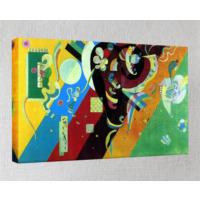 Kanvas Tablo - Soyut Modern Tablolar - Mts41