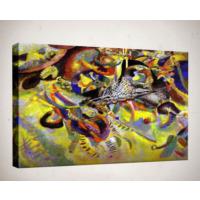 Kanvas Tablo - Soyut Modern Tablolar - Mts66