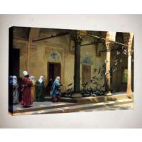 Kanvas Tablo - Osmanlı Resimleri- Osm129