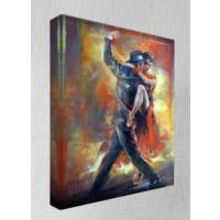 Kanvas Tablo - Dans Tabloları - Dn04