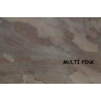 Vardek İnce Doğal Taş - 2mm Multi Pink