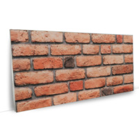Vardek Oksitlenmiş Tuğla Strafor Duvar Paneli