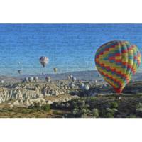 Vardek Resimli Taş Duvar Paneli Balonlar