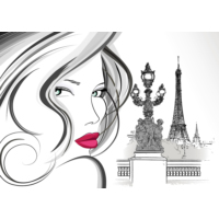Duvar Tasarım DLC 1311 City & Mix Led Kanvas Tablo - 70x50 cm