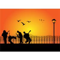 Duvar Tasarım DLC 1318 City & Mix Led Kanvas Tablo - 70x50 cm
