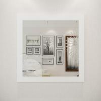 Eyibil Mobilya Modern Duvar Aynası 60-60 cm