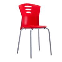 Novussi Contract Alyans Sandalye - Kırmızı