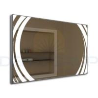 Led Işık Aydınlatmalı Ayna Model : LE3-013