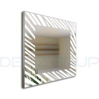 Led Işık Aydınlatmalı Ayna Model : LE3-036