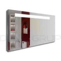 Led Işık Aydınlatmalı Ayna Model : LE3-079