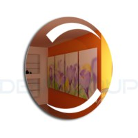 Led Işık Aydınlatmalı Ayna Model : LE3-099