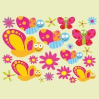 Decor Desing Çocuk Sticker KD49